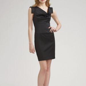 Black Halo Jackie O mini dress US sz 4